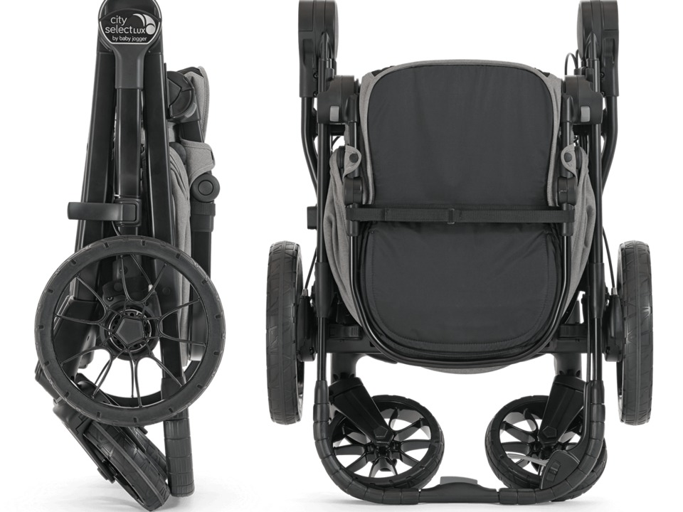 Baby Jogger City Select Lux With Bench Platform City